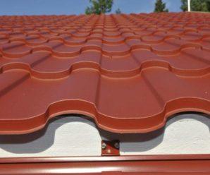 Виды металлочерепицы для крыши, полиэстер, пластизоля, пуралом!