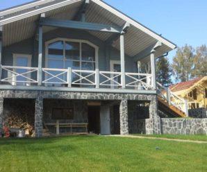 Ремонт загородного дома, процедура и рекомендации.