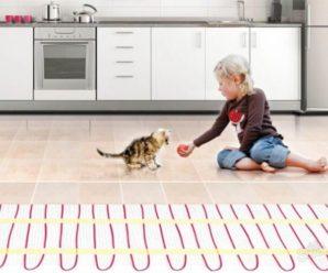 Система отопления теплого пола частного дома, все что нужно знать.