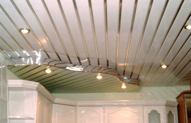 реечные и панельные потолки