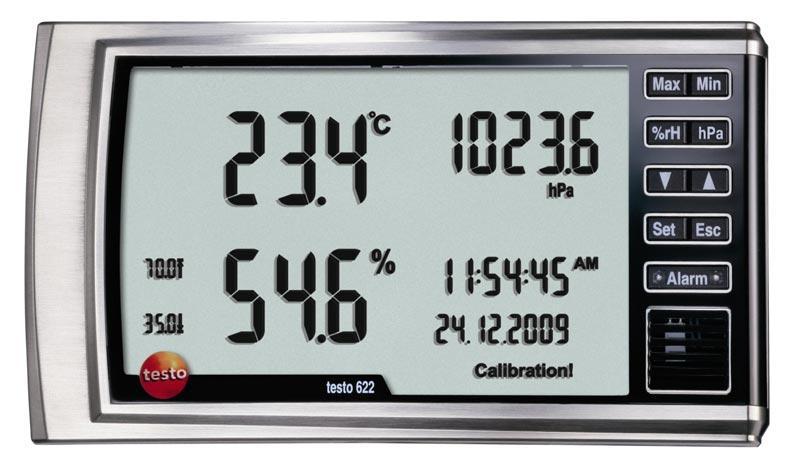 Гигрометр, показатель влажности дома