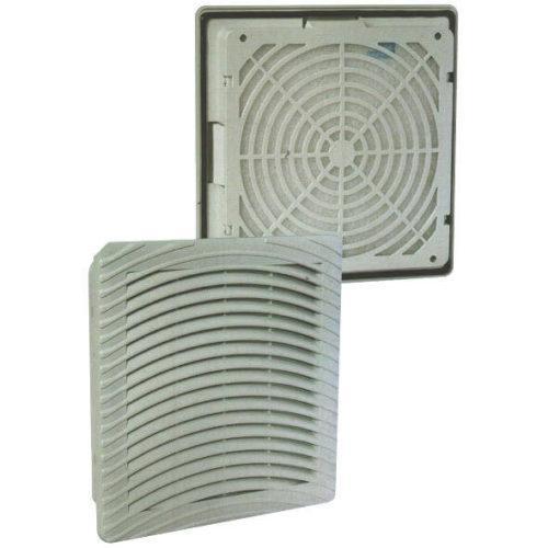 Электрическая вентиляционная решетка