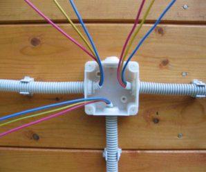 Электропроводка — основные понятие!