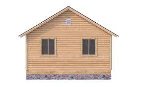 Сколько кубов бруса нужно на дом 8 на 8? Правильный подсчет, составление сметы своими руками!