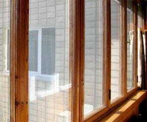 Деревянное остекление балконов: полный список нужных материалов, поэтапная установка своими руками