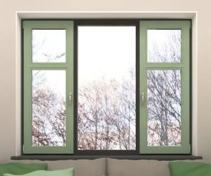 Цветные пластиковые окна лучшее решение для любого интерьера!