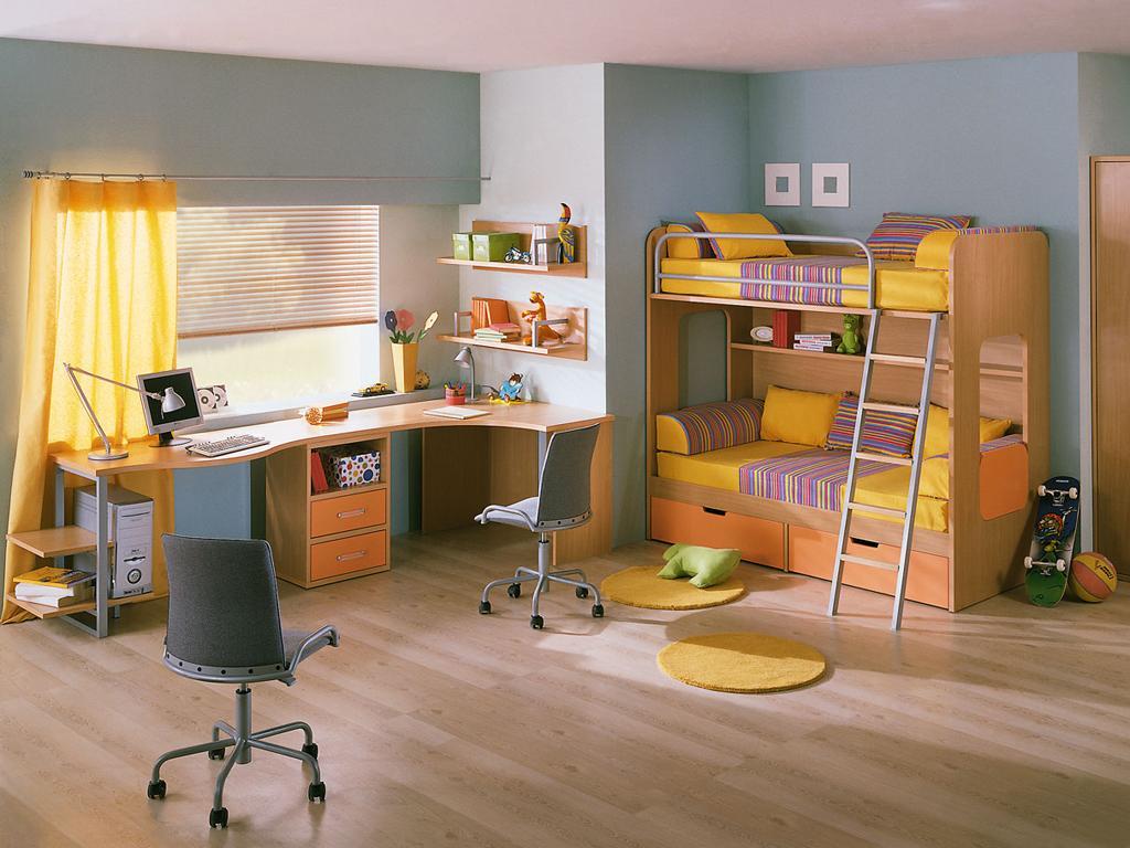 Напольное покрытие – линолеум в детской комнате