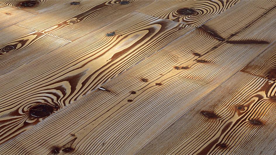 Использование дерева для напольного покрытия