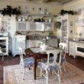 Стиль прованс в интерьере квартиры своими руками, подбор цвета и мебели!