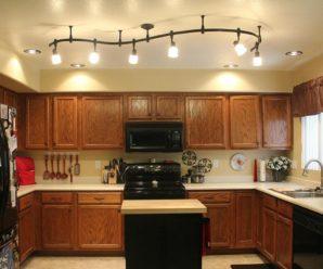 Кухонное освещение: варианты для интерьера.