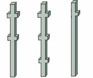Железобетонные колонны – свойства, характеристики и видео!