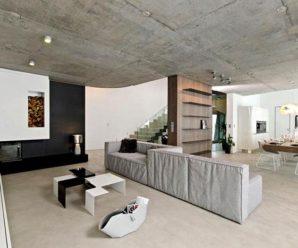 Как утеплить бетонный потолок снаружи и внутри?