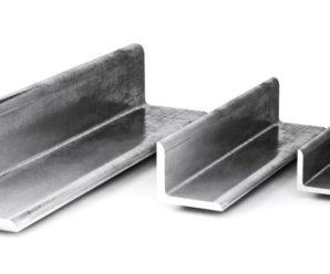 Уголок 100х100х5 вес 1 метра угловой стали!