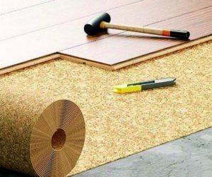 Какую подложку выбрать под ламинат на деревянный пол?