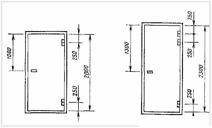 Как установить дверь туалет и ванной