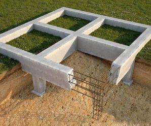 Сколько нужно бетона на ленточный фундамент — расчет!