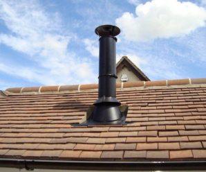 Дымоход на крыше: монтаж, виды, требования к дымовым каналам.
