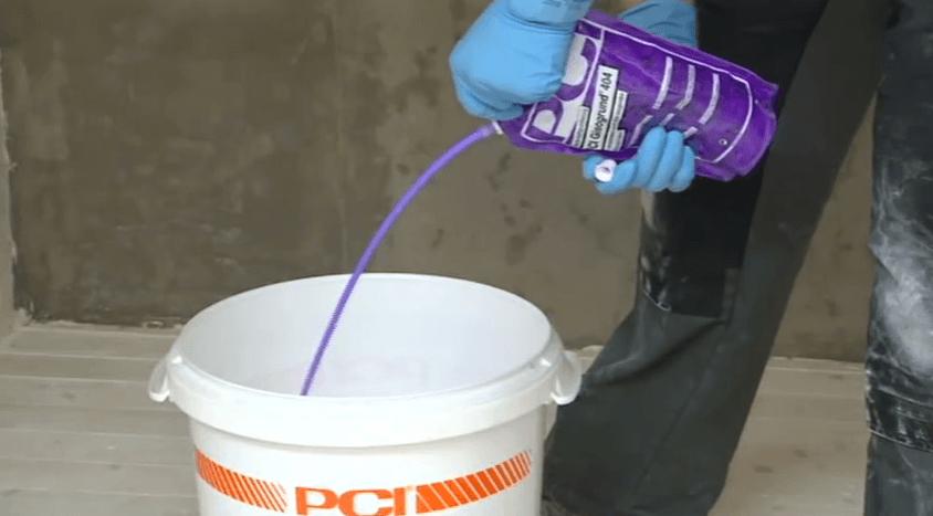 Гидроизоляционная мастика для ванной
