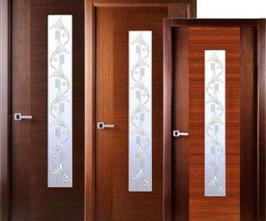 Сильные и слабые стороны шпонированных межкомнатных дверей.