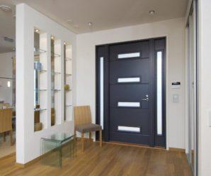 Какую лучше поставить входную дверь в квартиру.