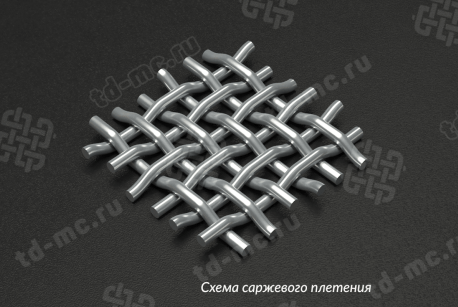 Ткань из металла