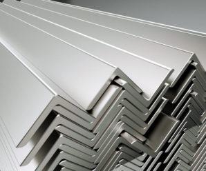 Металлический уголок: разновидности, производство, применение.