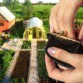 Правда ли, что введут налог на дачные огороды?