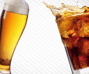 Что для здоровья вреднее пиво или кола?