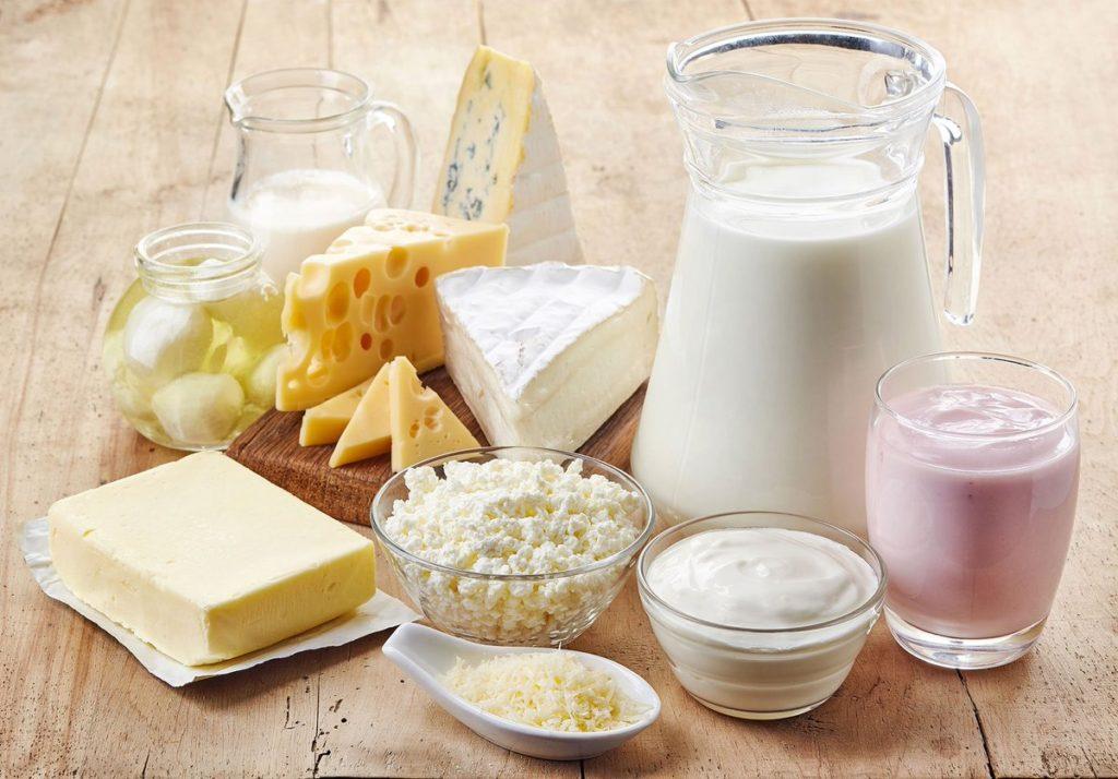 Кисло молочные продукты.