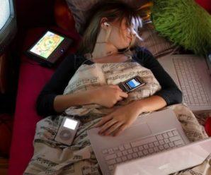 3 негативных фактора того, почему нельзя засыпать под включенный телевизор.