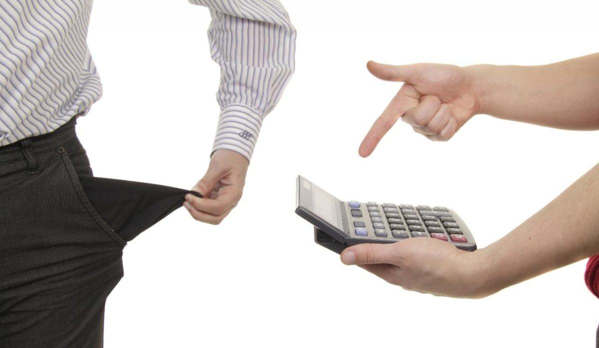 Не сплата кредита