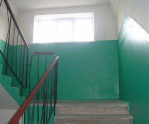 Синий и Зеленый цвет: почему именно в эти цвета красили подъезды в СССР.