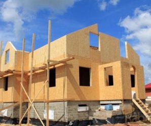 Преимущества строительства домов из СИП-панелей.
