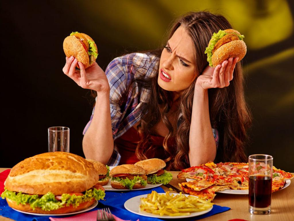 Учеными доказано что быстрая еда (фаст-фуд) делает людей глупее!