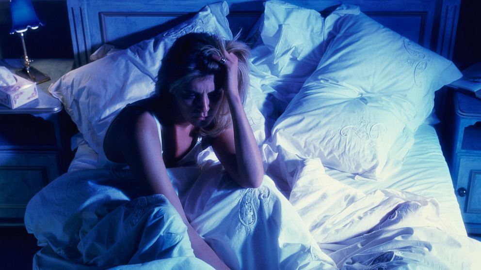 Вред позднего сна