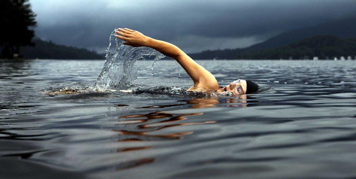 Плавать на полный желудок