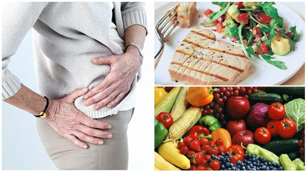Какие продукты можно есть а какие нет когда болят суставы.
