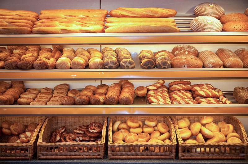 Магазинный хлеб