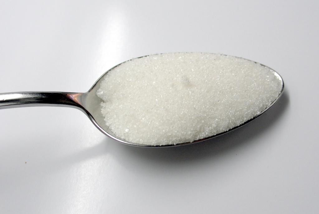 ст. ложка сахара