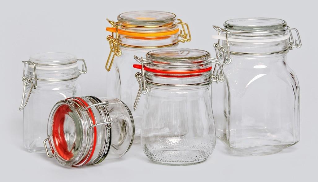 Обработка банок для консервирования