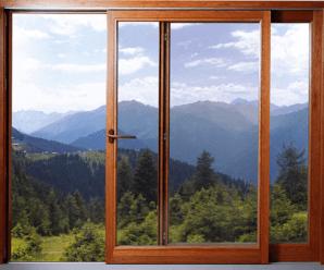 Преимущества раздвижных деревянных окон и рекомендации по уходу за ними