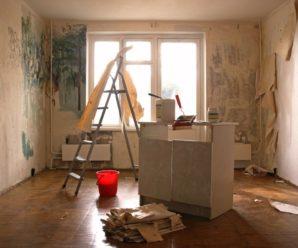 Как сделать ремонт на съемной квартире быстро и недорого?