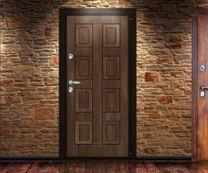 Какой материал лучше выбрать для отделки входной стальной двери?