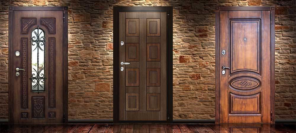 Входная дверь