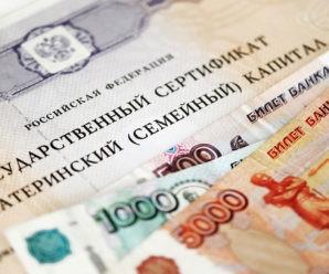 В первом чтении Госдумой принят законопроект о расширения возможностей трат средств материнского капитала