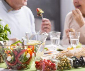 Вот каким должно бить питание в зрелом возрасте