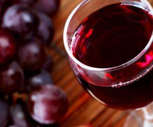В чём польза красного вина для здоровья человека?