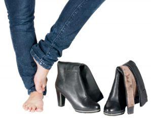 Как растянуть кожаную обувь в домашних условиях? 7 основных способов
