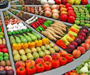 Как выбрать качественные фрукты и овощи в магазине