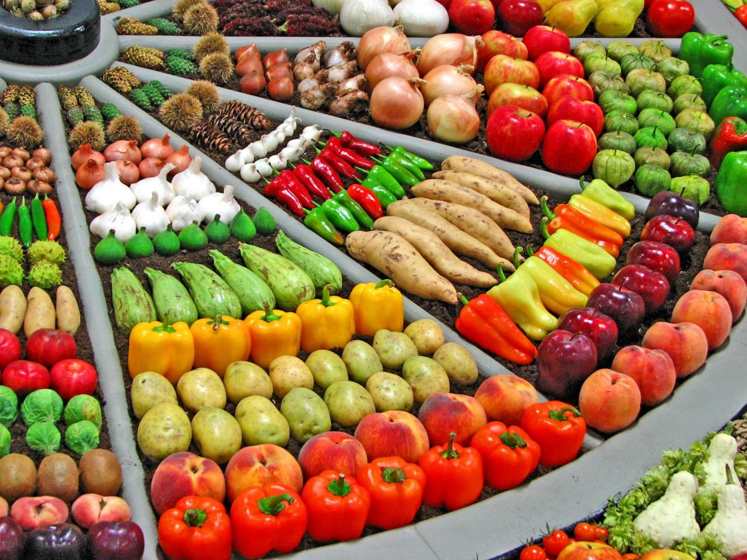 Советы по выбору овощей